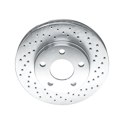Drilled Rotors Image Two