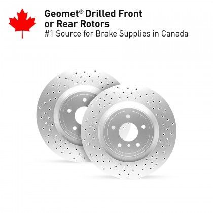 Drilled Rotors