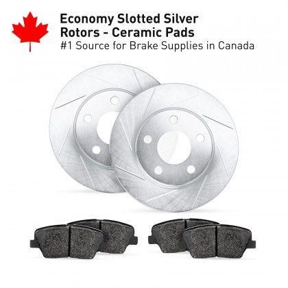 Slotted Rotors Kits