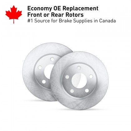 Brake Rotors Image One
