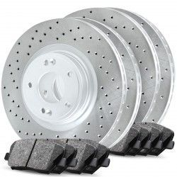 Related Drilled Rotors Kits CPX2