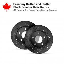 Related Cross Drilled And Slotted Rotors EBDS
