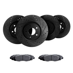 Related Cross Drilled And Slotted Rotors Kits CBC
