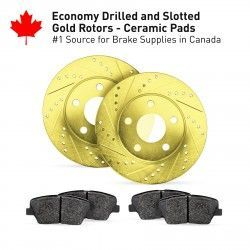 Related Cross Drilled And Slotted Rotors Kits FGC