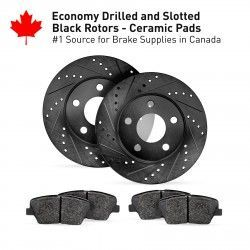 Related Cross Drilled And Slotted Rotors Kits KEBDS