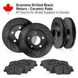 Related Drilled Rotors Kits CBX