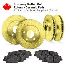 Related Drilled Rotors Kits CGX