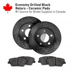 Related Drilled Rotors Kits KEBX