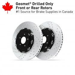 Drilled Rotors