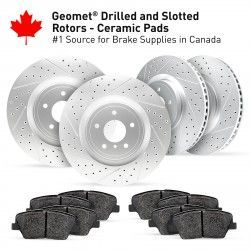 Related Cross Drilled And Slotted Rotors Kits CPDS