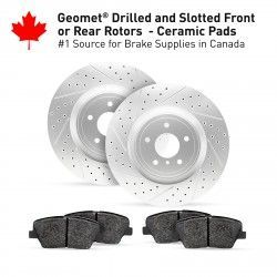 Related Cross Drilled And Slotted Rotors Kits FPC