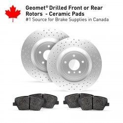 Related Drilled Rotors Kits KPX