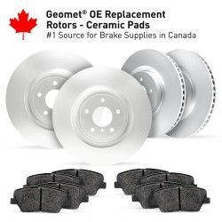 Related OEM Rotors Kits CPB