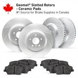 Slotted Rotors Kits
