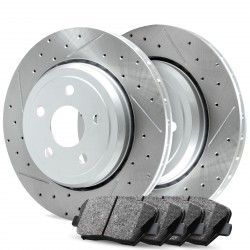 Related Cross Drilled And Slotted Rotors Kits RPC2
