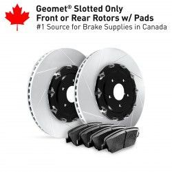 Related Slotted Rotors Kits FPS-GTR