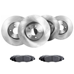 Related OEM Rotors Kits CEB