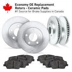 Related OEM Rotors Kits CEOE