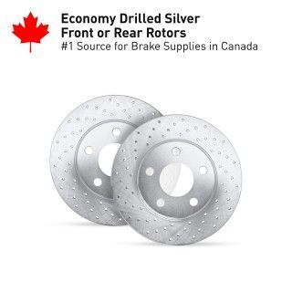 Related item Drilled Rotors EX