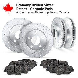 Related item Drilled Rotors Kits CEX