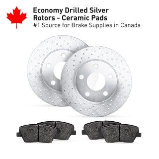 Related item Drilled Rotors Kits REX