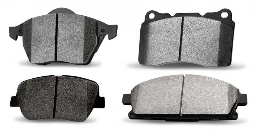 What Types of Brake Pads Exist?