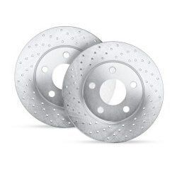 Drilled Rotors product