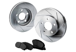 Slotted Rotors Kits from canadabrakes