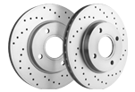 Drilled Rotors from canadabrakes